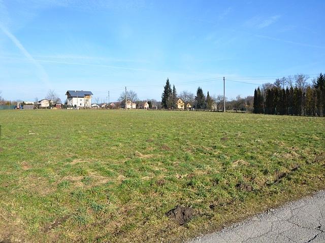 Stavební pozemek pro stavbu až 4 RD o výměře 5.398 m2, Šenov u Ostravy