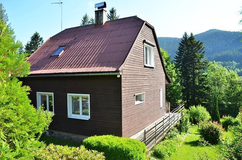 Dům 4+1 k bydlení nebo k celoroční rekreaci, Ostravice
