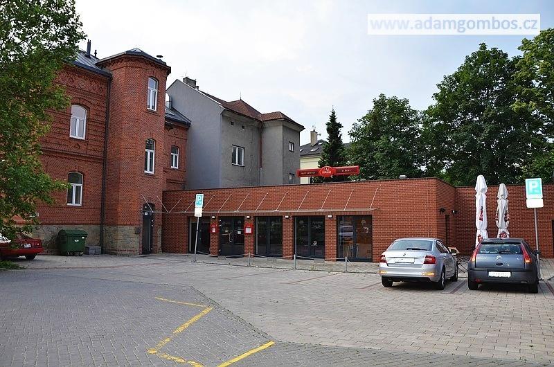 Pronájem novostavby restaurace v centru Ostravy