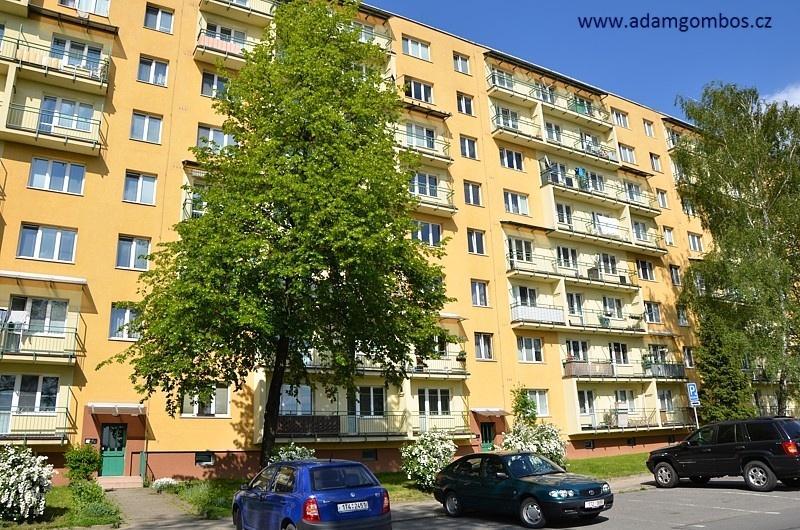 Dr. byt 1+1 s balkónem, Havířov - Podlesí
