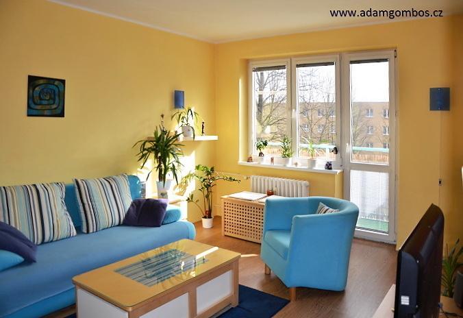 Upravený byt 1+1 v osobním vlastnictví, s balkónem, Havířov - Podlesí