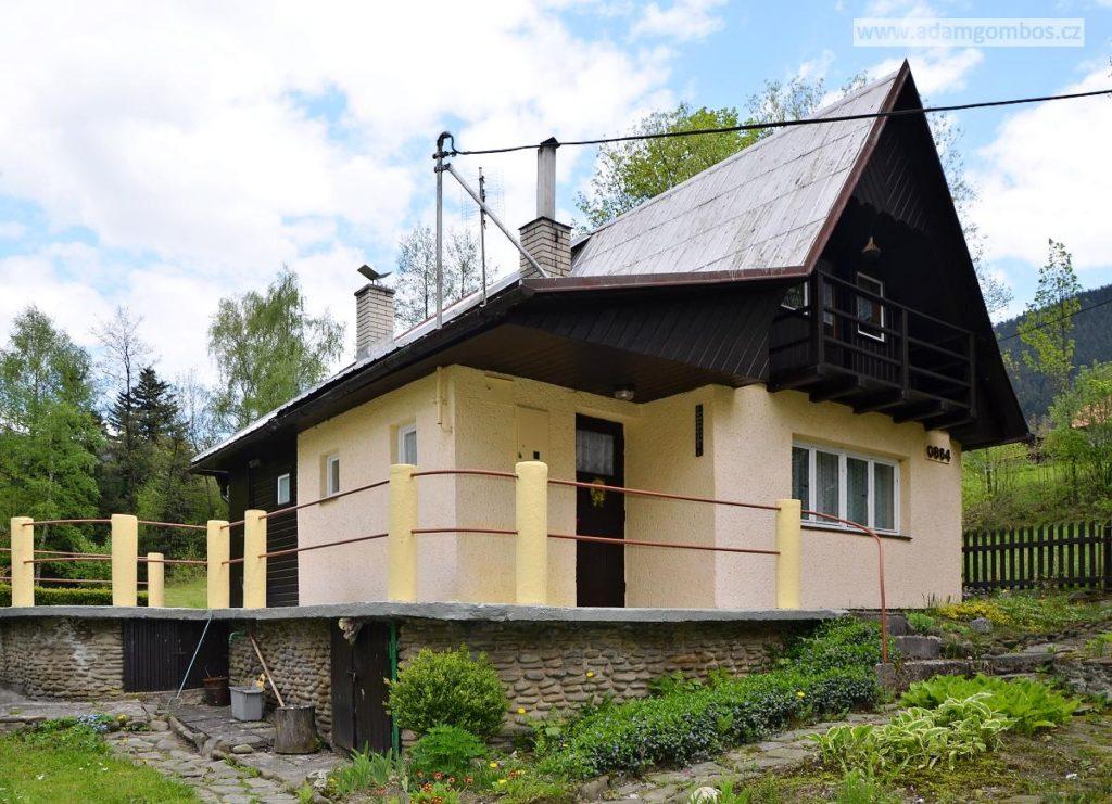 Udržovaná chata 4+1 v krásném horském prostředí obce Ostravice
