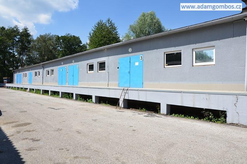 Pronájem výrobních a skladových prostor 100 m2, Havířov - Dolní Suchá