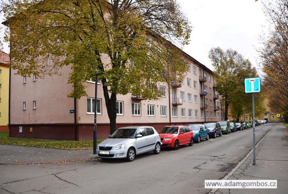 Družstevní byt 2+1 s balkónem v širším centru Ostravy