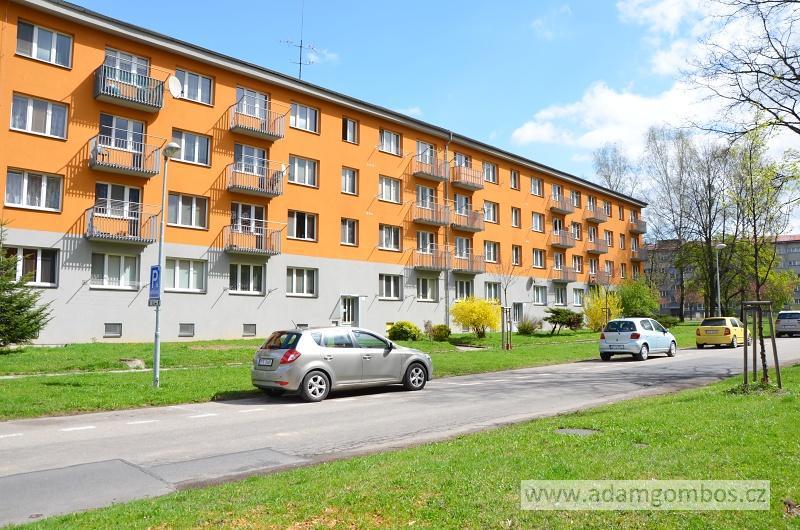 Prostorný byt 3+1 v osobním vlastnictví s balkónem, Havířov - Město