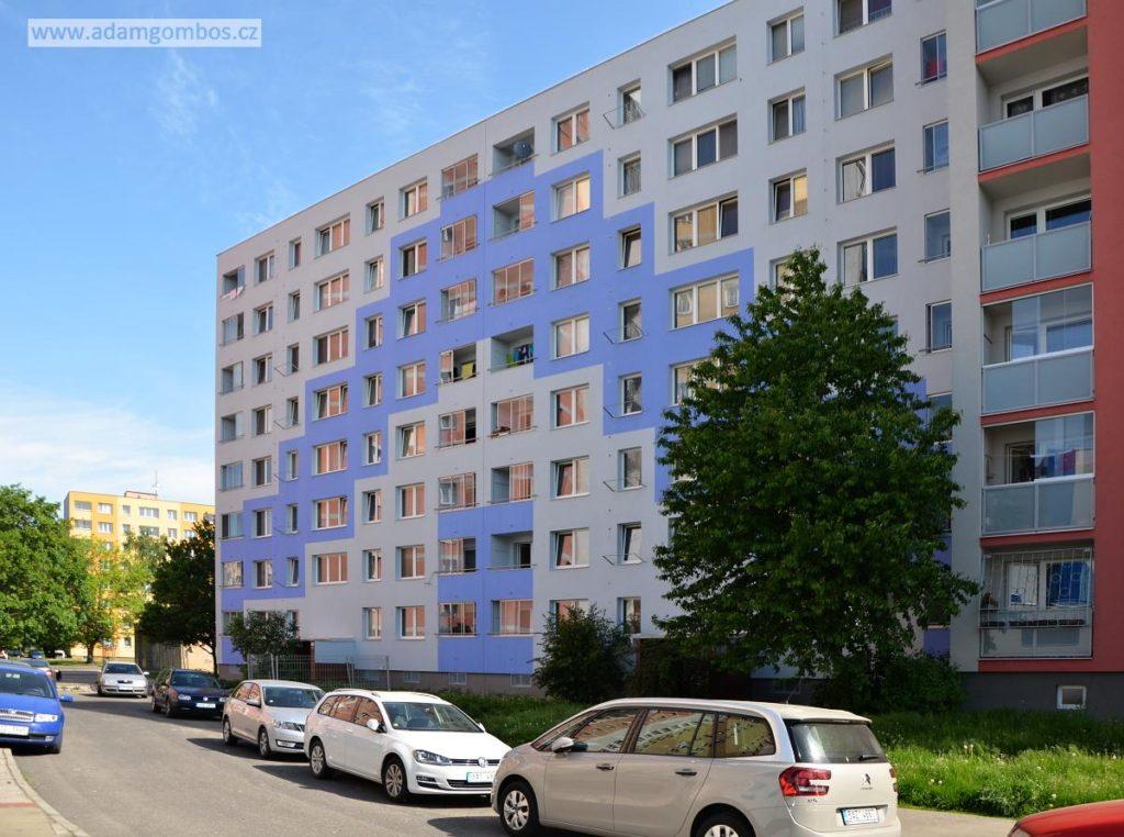 Družstevní byt 2+1 ve 2. podlaží s výtahem, Ostrava