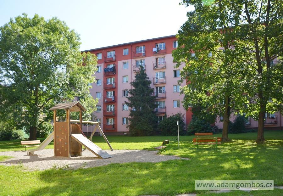 Byt 3+1 v os. vlastnictví s balkónem, Havířov - Město