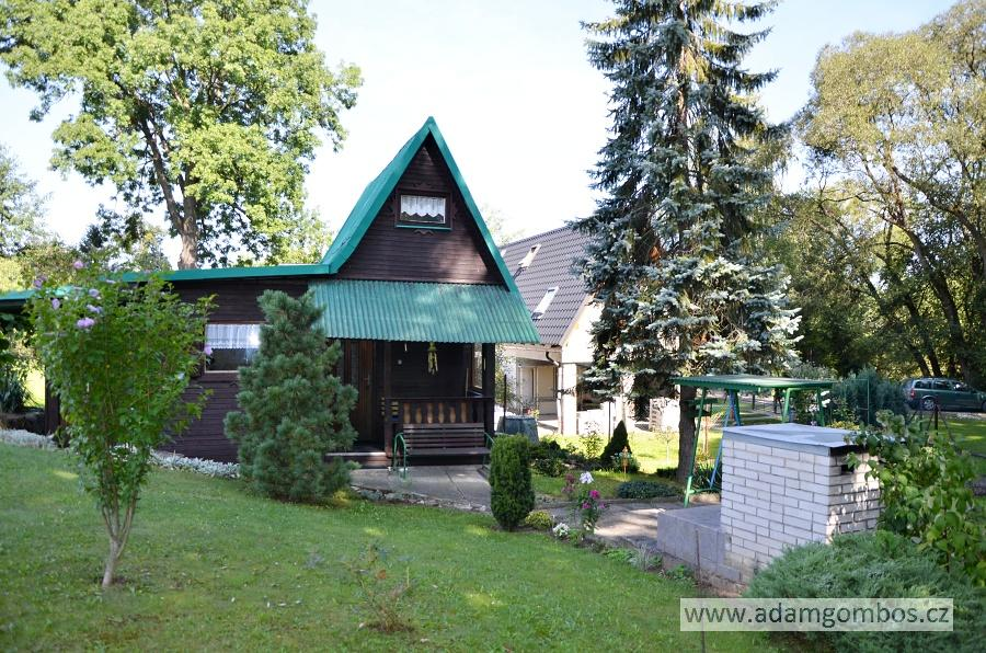 Udržovaná chata s pěknou zahradou, Třanovice
