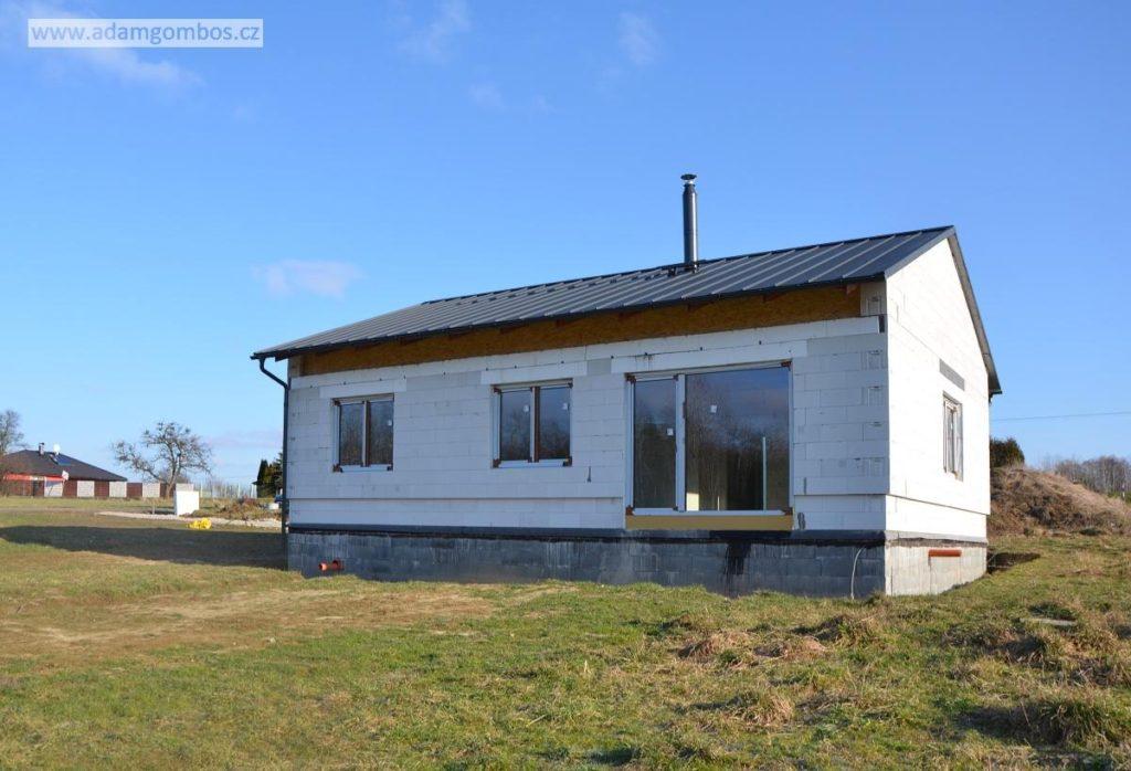 Novostavba rodinného domu 4+kk v krásném prostředí Dolních Domaslavic
