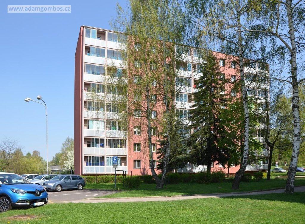 Prostorný byt 3+1 s lodžií, Karviná - Ráj