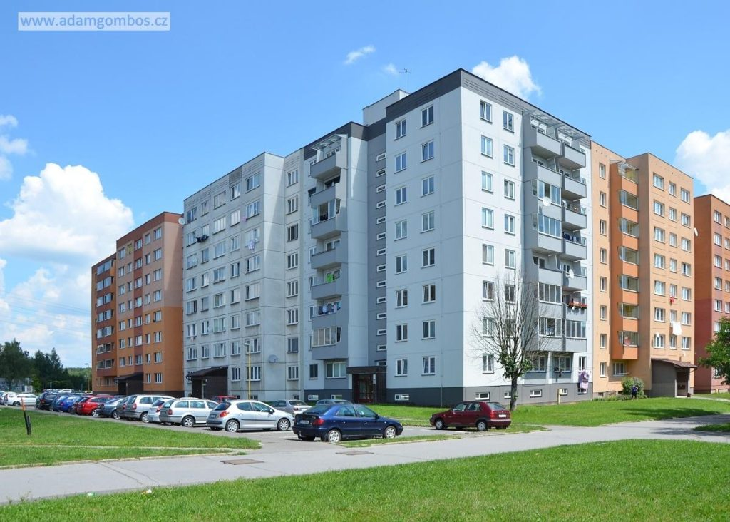Prostorný byt 3+1 s balkónem, Havířov - Šumbark
