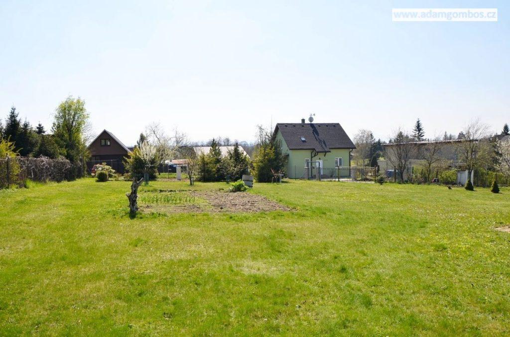 Stavební pozemek 1.169 m2, Havířov - Dolní Suchá