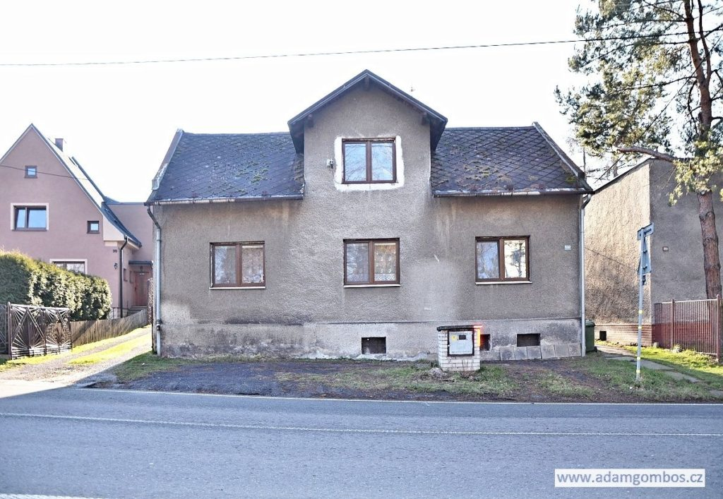 Prostorný dům 4+1 s dílnou, Bohumín